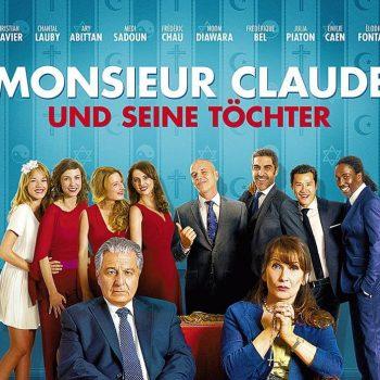 """Filmplakat """"Monsieur Claude und seine Töchter"""""""