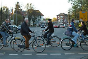 Radfahren in Münster (Foto: Stadt Münster / Angelika Klausner)