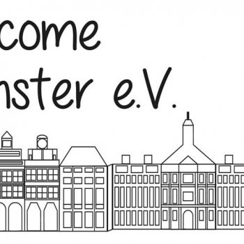 """Logo des """"Welcome Münster e.V."""""""