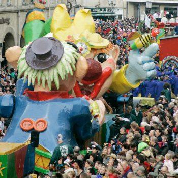 Karneval in Münster - Foto: Presseamt Münster / MünsterView