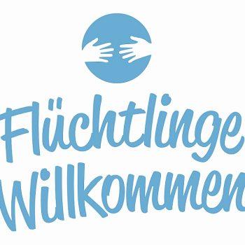 Logo_Flüchtlinge-Willkommen