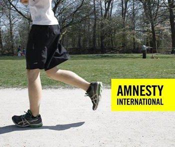 Amnesty International Spendenlauf (Grafik: Amnesty)