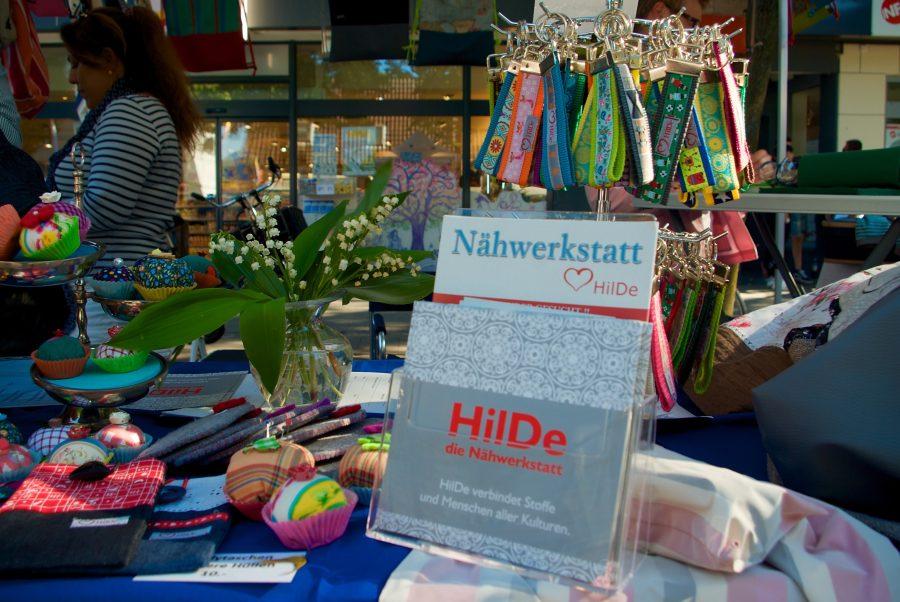 Am 23. Juni eröffnet Hilde ein eigenes Ladenlokal
