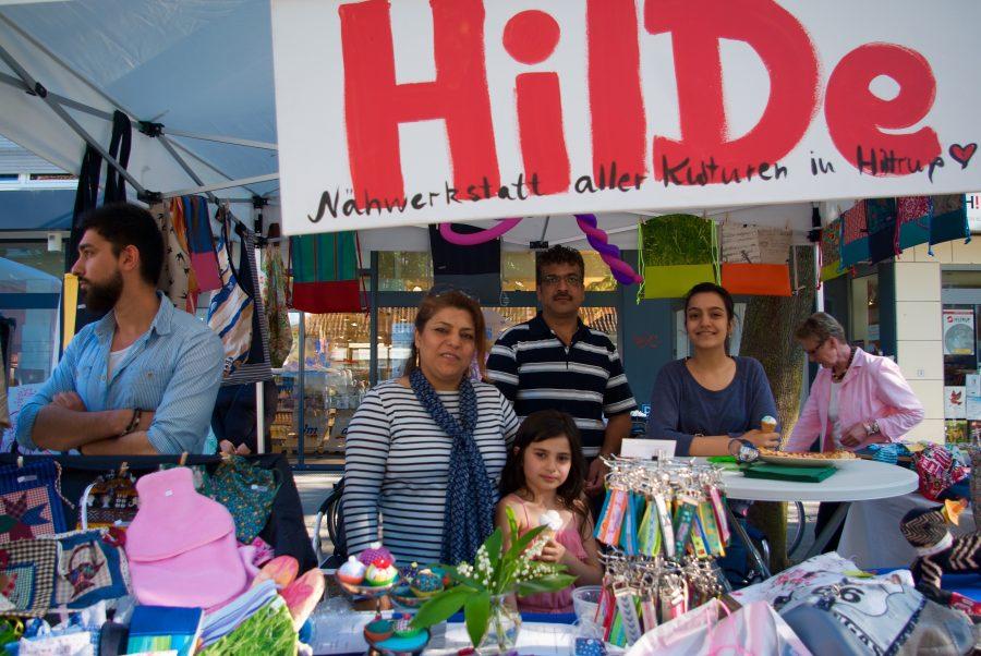 """""""HilDe®"""" steht für """"Hiltruper Design mit Herz"""""""