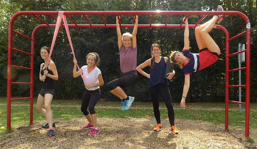 Neuer Kurs Fitness Und Entspannung Für Geflüchtete Frauen Startet
