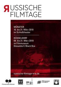 Bildlink öffnet Programm-PDF der Russischen Filmtage 2019