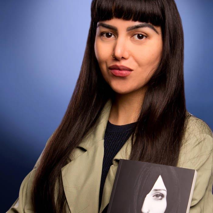 Porträt von Elham Sayed Hashemi