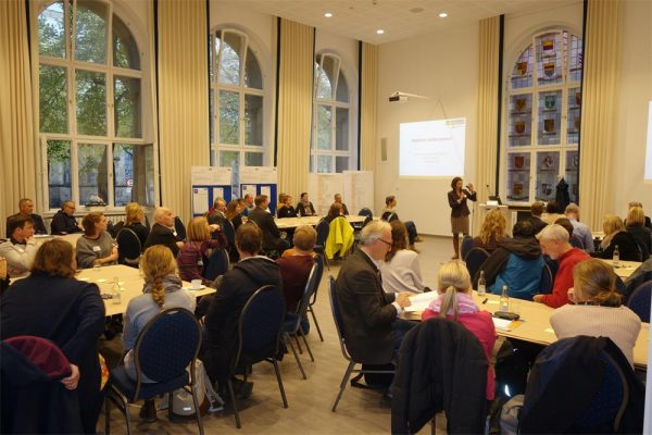 Teilnehmende der Workshops (Foto: Stadt Münster)