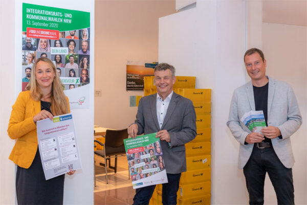 Integrationsrat Münster: Neuwahl am 13. September